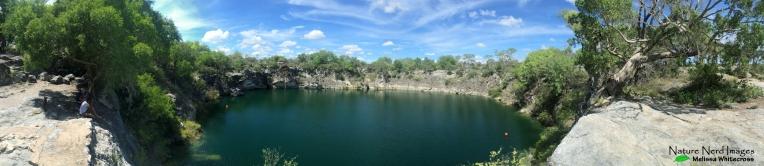 The amazing lake