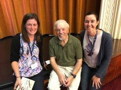 Meeting the incredible Peter Harrison, world seabird expert