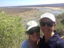 Selfie over the Olifants River