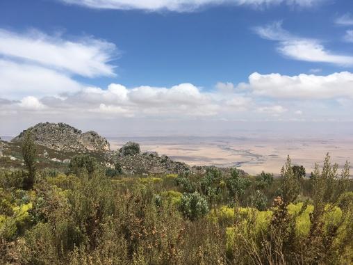 The view from Groot Winterhoek